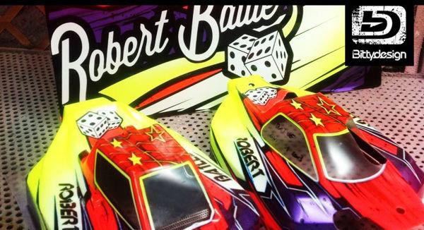 Immagine di Colorazione Replica 'Robert Batlle 2013'