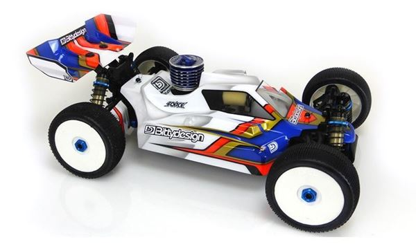 Picture of Force Clear body for AE RC8B3