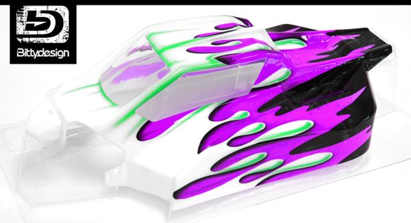 Immagine di Colorazione 'Splash'