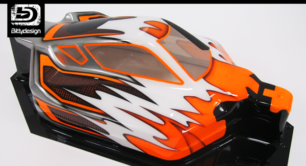 Picture of 'Kart' paintwork
