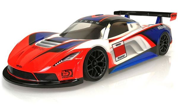 Picture of VENOM 1/10 GT 190mm body