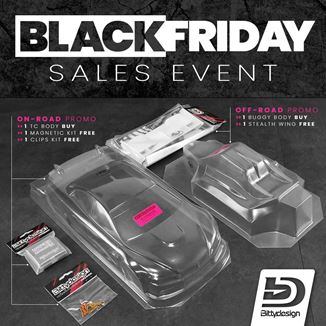 Picture of Black Friday event day is coming!