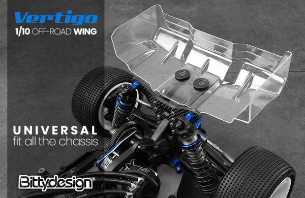 Picture of Vertigo 1/10 Off-Road 1mm wing set (2pcs)