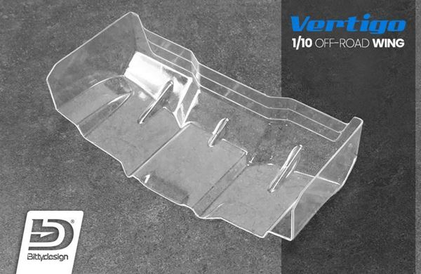 Picture of Vertigo 1/10 Off-road 1mm wing Pre-cut