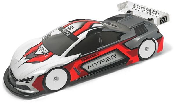Picture of HYPER 1/10 TC 190mm body