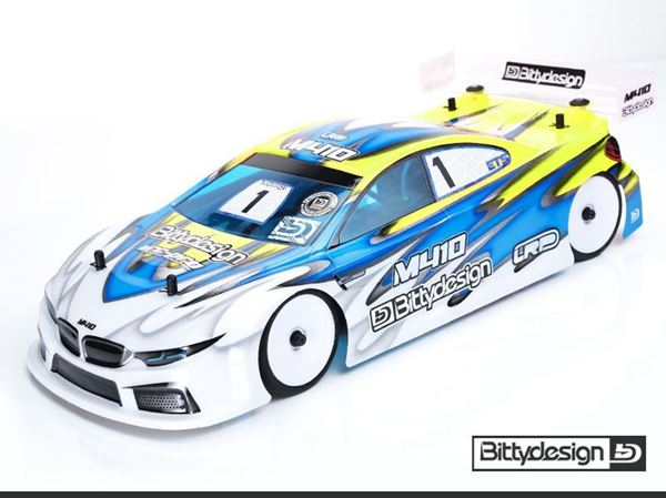 Picture of 'Lazer' paintwork
