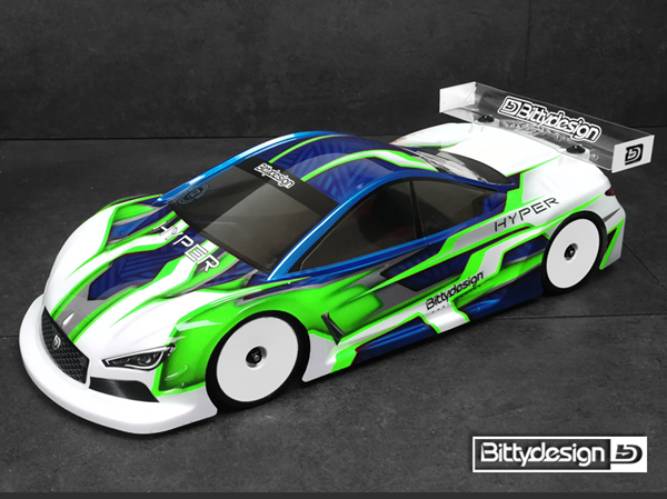 Picture of 'Robox' paintwork