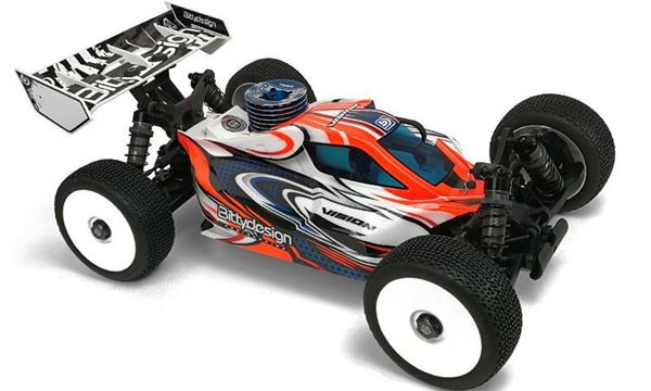 Picture of VISION body for Tekno NB48 2.0 Pre-cut
