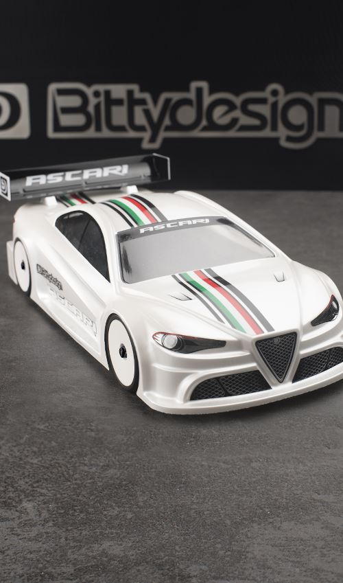 Picture of ASCARI 1/10 TC 190mm body (Light)