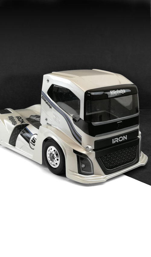 Picture of IRON 1/10 Truck 190mm body