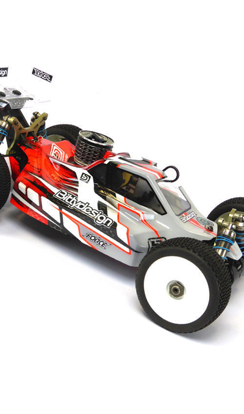 Picture of Force Clear body for Kyosho TKI 4
