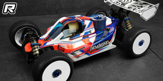 Picture of Bittydesign RC8B3.1 Vision body shell
