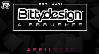 Picture of Bittydesign airbrushes – Coming soon