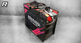 Bittydesign 1/10th on-road body shell carry bag