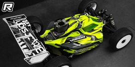 Bittydesign Vision XB8 buggy body shell