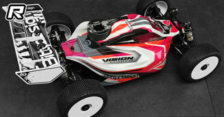 Picture of Bittydesign Vision D819RS buggy body shell