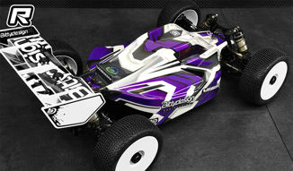 Picture of Bittydesign Vision E819RS buggy body shell
