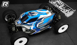 Bittydesign Vision A319E buggy body shell