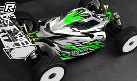 Bittydesign Vision MP10e buggy body shell