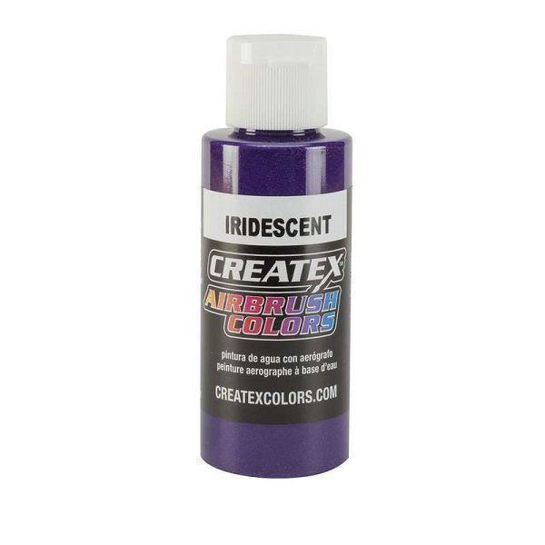 Immagine di Createx Viola Irridescente #5506 (60ml)