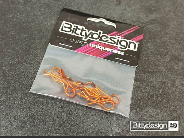 Picture of Clips Kit for Big scale model cars (1/5 - 1/6 - 1/7 - 1/8)