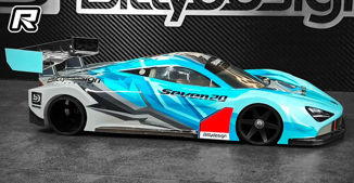 Picture of Bittydesign Seven20 GT12 body shell