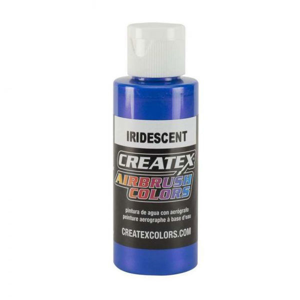 Picture of Createx Irridescent Electric Blue #5505 (2oz)