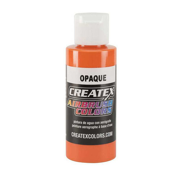 Picture of Createx Orange #5208 (2oz)