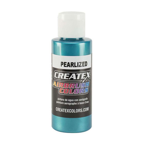 Picture of Createx Pearl Turquoise #5303 (2oz)