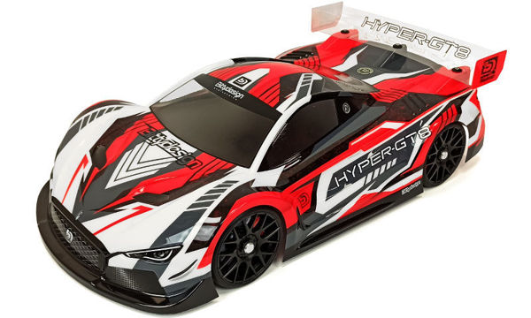 Picture of HYPER-GT8 1/8 GT body 325mm WB