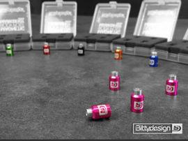 Nuevos marcadores magnéticos para carrocerías de Bittydesign