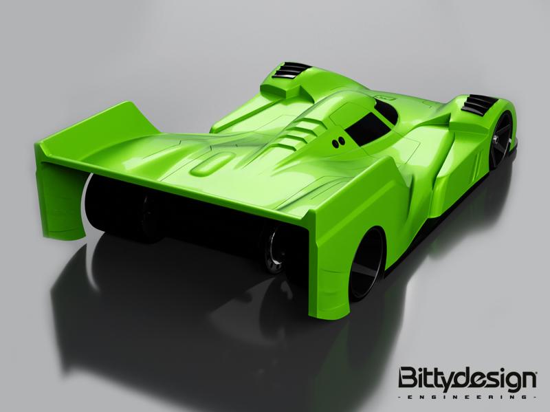 ROBOX - 3D CAD design and professional rendering