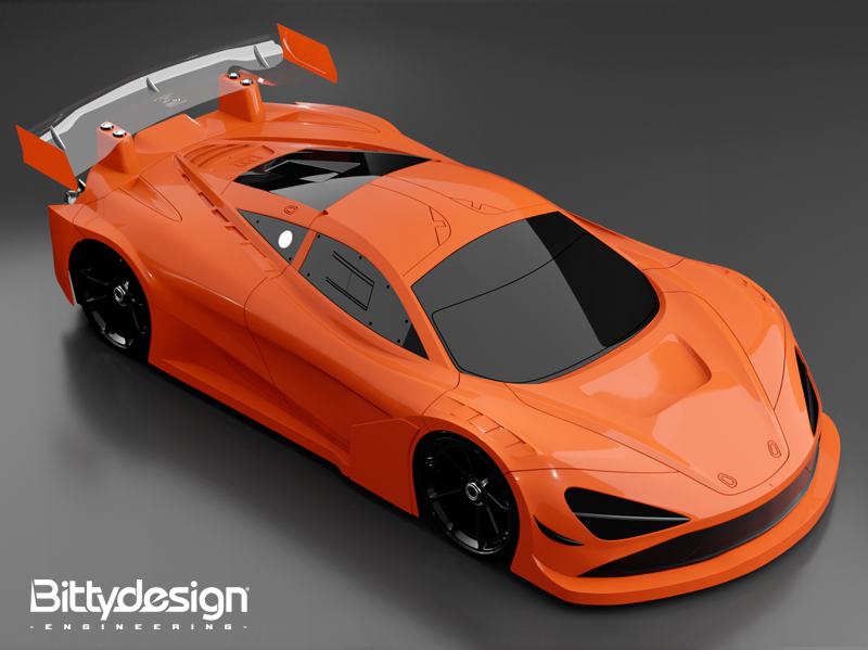 Seven65 - 3D CAD design and professional rendering